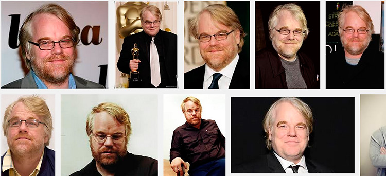 Tribute to one of the greatest actors ever, Philip Seymour Hoffman